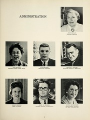 Page 11, 1964 Edition, Coe College - Acorn Yearbook (Cedar Rapids, IA) online yearbook collection
