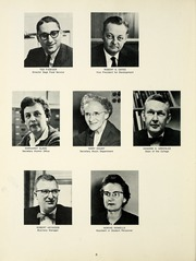 Page 12, 1964 Edition, Coe College - Acorn Yearbook (Cedar Rapids, IA) online yearbook collection