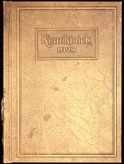 Eastern Washington University - Kinnikinick Yearbook (Cheney, WA) online yearbook collection, 1928 Edition, Page 1