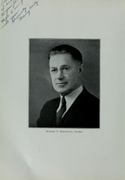Page 10, 1933 Edition, Eastern Washington University - Kinnikinick Yearbook (Cheney, WA) online yearbook collection
