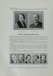 Page 12, 1933 Edition, Eastern Washington University - Kinnikinick Yearbook (Cheney, WA) online yearbook collection