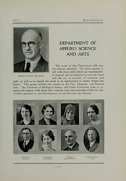 Page 13, 1933 Edition, Eastern Washington University - Kinnikinick Yearbook (Cheney, WA) online yearbook collection