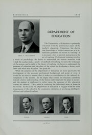 Page 14, 1933 Edition, Eastern Washington University - Kinnikinick Yearbook (Cheney, WA) online yearbook collection