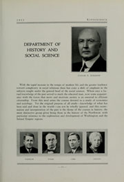 Page 15, 1933 Edition, Eastern Washington University - Kinnikinick Yearbook (Cheney, WA) online yearbook collection