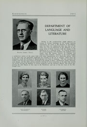 Page 16, 1933 Edition, Eastern Washington University - Kinnikinick Yearbook (Cheney, WA) online yearbook collection