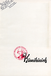 Page 4, 1942 Edition, Eastern Washington University - Kinnikinick Yearbook (Cheney, WA) online yearbook collection
