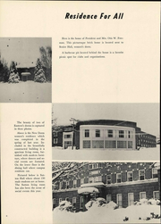 Page 10, 1952 Edition, Eastern Washington University - Kinnikinick Yearbook (Cheney, WA) online yearbook collection