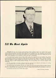 Page 15, 1952 Edition, Eastern Washington University - Kinnikinick Yearbook (Cheney, WA) online yearbook collection