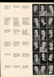 Page 16, 1952 Edition, Eastern Washington University - Kinnikinick Yearbook (Cheney, WA) online yearbook collection