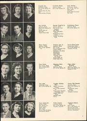 Page 17, 1952 Edition, Eastern Washington University - Kinnikinick Yearbook (Cheney, WA) online yearbook collection