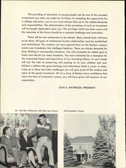 Page 16, 1956 Edition, Eastern Washington University - Kinnikinick Yearbook (Cheney, WA) online yearbook collection