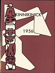 Page 7, 1956 Edition, Eastern Washington University - Kinnikinick Yearbook (Cheney, WA) online yearbook collection