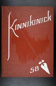 Page 1, 1958 Edition, Eastern Washington University - Kinnikinick Yearbook (Cheney, WA) online yearbook collection