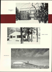 Page 13, 1959 Edition, Eastern Washington University - Kinnikinick Yearbook (Cheney, WA) online yearbook collection