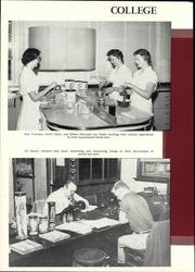 Page 16, 1959 Edition, Eastern Washington University - Kinnikinick Yearbook (Cheney, WA) online yearbook collection