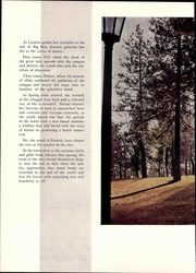 Page 8, 1959 Edition, Eastern Washington University - Kinnikinick Yearbook (Cheney, WA) online yearbook collection