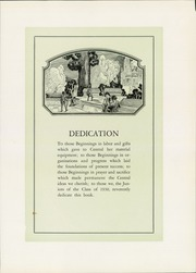 Page 9, 1930 Edition, Central College - Pelican Yearbook (Pella, IA) online yearbook collection