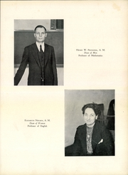 Page 15, 1937 Edition, Central College - Pelican Yearbook (Pella, IA) online yearbook collection