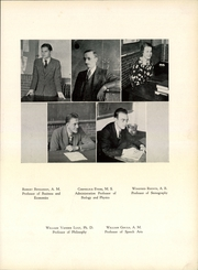 Page 17, 1937 Edition, Central College - Pelican Yearbook (Pella, IA) online yearbook collection