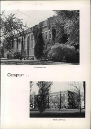 Page 11, 1939 Edition, Central College - Pelican Yearbook (Pella, IA) online yearbook collection
