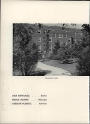 Page 8, 1939 Edition, Central College - Pelican Yearbook (Pella, IA) online yearbook collection