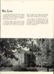 Page 11, 1940 Edition, Central College - Pelican Yearbook (Pella, IA) online yearbook collection