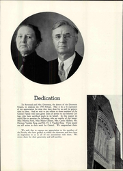 Page 12, 1940 Edition, Central College - Pelican Yearbook (Pella, IA) online yearbook collection