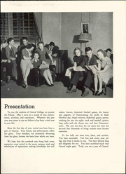 Page 13, 1940 Edition, Central College - Pelican Yearbook (Pella, IA) online yearbook collection
