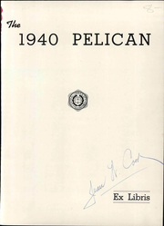 Page 7, 1940 Edition, Central College - Pelican Yearbook (Pella, IA) online yearbook collection