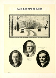 Page 12, 1924 Edition, Eastern Kentucky University - Milestone Yearbook (Richmond, KY) online yearbook collection