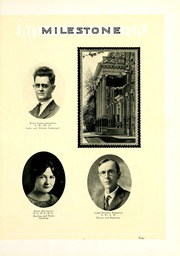 Page 13, 1924 Edition, Eastern Kentucky University - Milestone Yearbook (Richmond, KY) online yearbook collection