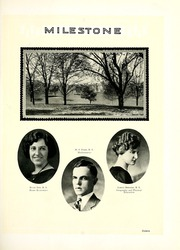 Page 15, 1924 Edition, Eastern Kentucky University - Milestone Yearbook (Richmond, KY) online yearbook collection