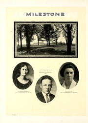 Page 16, 1924 Edition, Eastern Kentucky University - Milestone Yearbook (Richmond, KY) online yearbook collection