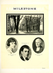 Page 17, 1924 Edition, Eastern Kentucky University - Milestone Yearbook (Richmond, KY) online yearbook collection