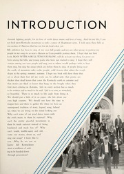 Page 11, 1936 Edition, Eastern Kentucky University - Milestone Yearbook (Richmond, KY) online yearbook collection