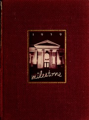 Page 1, 1939 Edition, Eastern Kentucky University - Milestone Yearbook (Richmond, KY) online yearbook collection