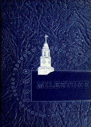 Page 1, 1940 Edition, Eastern Kentucky University - Milestone Yearbook (Richmond, KY) online yearbook collection
