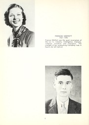 Page 10, 1940 Edition, Eastern Kentucky University - Milestone Yearbook (Richmond, KY) online yearbook collection