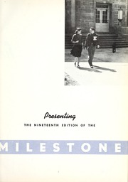 Page 5, 1940 Edition, Eastern Kentucky University - Milestone Yearbook (Richmond, KY) online yearbook collection