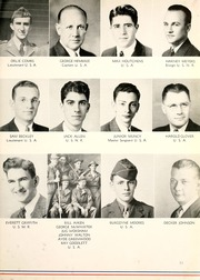Page 15, 1943 Edition, Eastern Kentucky University - Milestone Yearbook (Richmond, KY) online yearbook collection