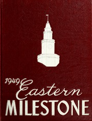 Page 1, 1949 Edition, Eastern Kentucky University - Milestone Yearbook (Richmond, KY) online yearbook collection