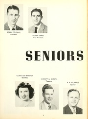 Page 13, 1949 Edition, Eastern Kentucky University - Milestone Yearbook (Richmond, KY) online yearbook collection