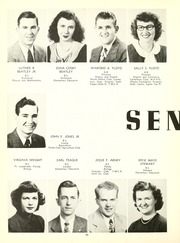 Page 14, 1949 Edition, Eastern Kentucky University - Milestone Yearbook (Richmond, KY) online yearbook collection