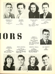 Page 17, 1949 Edition, Eastern Kentucky University - Milestone Yearbook (Richmond, KY) online yearbook collection