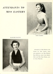 Page 12, 1954 Edition, Eastern Kentucky University - Milestone Yearbook (Richmond, KY) online yearbook collection