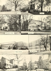 Page 2, 1954 Edition, Eastern Kentucky University - Milestone Yearbook (Richmond, KY) online yearbook collection