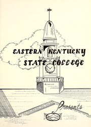 Page 5, 1954 Edition, Eastern Kentucky University - Milestone Yearbook (Richmond, KY) online yearbook collection