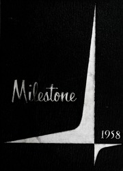 Page 1, 1958 Edition, Eastern Kentucky University - Milestone Yearbook (Richmond, KY) online yearbook collection