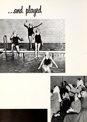 Page 12, 1958 Edition, Eastern Kentucky University - Milestone Yearbook (Richmond, KY) online yearbook collection