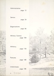 Page 7, 1958 Edition, Eastern Kentucky University - Milestone Yearbook (Richmond, KY) online yearbook collection